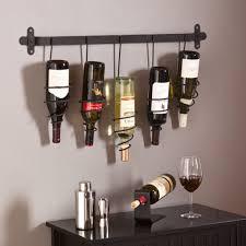 home design inspiring criss cross wine racks