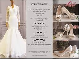 wedding shoes malaysia my bridal gown pameran pengantin malaysia 2014 sacc from 19