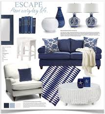 blue and white home decor blue and white decor living rooms room and living room ideas