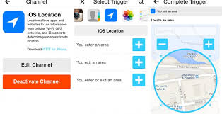 ifttt android ifttt ios location triggers added as lifttt for android steps in