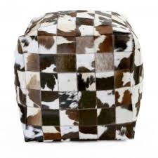 cowhide chair open travel