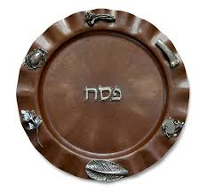 passover plate forgotten judaica passover seder plates