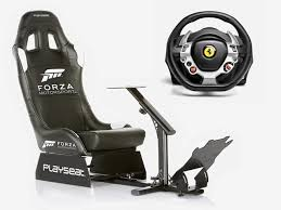 thrustmaster 458 review xbox steering wheel playseat