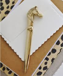 fleur de lis letter opener 64 best collections letter openers images on letter