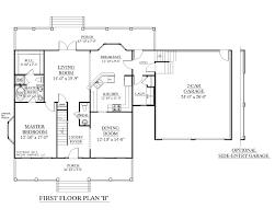 full house floor plan house plan 2109 b mayfield