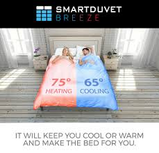 Tempur Duvet This Smart Bedding Makes Itself And Lets You Control The Climate