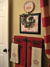 French Country Decor Stores - my french country guest bath with a surprising shower curtain