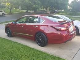 nissan altima midnight edition for sale my new midnight edition red altima 2017 nissan