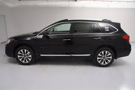 white subaru outback new 2018 subaru outback 3 6r touring with starlink sport utility