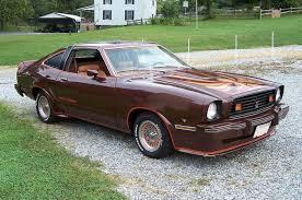 1978 king cobra mustang for sale brown 1978 ford mustang ii king cobra hatchback