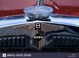 car nash 8 cylinder vintage car 1930s thirties sedan