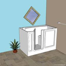 Bathtub For Seniors Walk In Buying A Walk In Bathtub U2013 Your Biggest Mistake Homeability Com