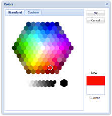color selection ms office like color picker in sencha extjs