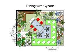 an african retreat u2013 dining with cycads florcom gardens