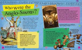 anglo saxons explore amazon co uk jane bingham 9780750295512