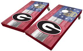 Ga State Flags University Of Georgia Boards