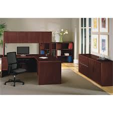 Hton Corner Desk Hon 10734 Nn Hon 10700 Series Stack On 4 Door Storage Unit For 72