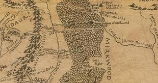 map hobbit the hobbit get lost in this interactive map of middle earth