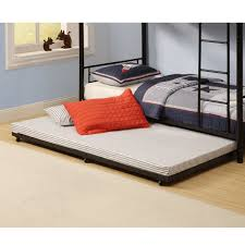 Twin Bed With Pull Out Bed Bedroom Cool Twin Bed With Trundle For Complete Your Bedroom