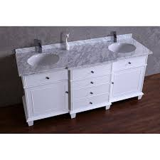 Bathroom Vanity With Makeup Station Bathroom Wondrous Design Of 72 Inch Vanity For Contemporary