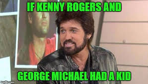 Kenny Rogers Meme - i m glad i don t have any mullet pictures floating around imgflip