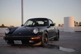porsche black 911 1988 911 carrera coupe black black rennlist porsche