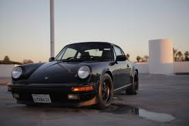 porsche coupe black 1988 911 carrera coupe black black rennlist porsche