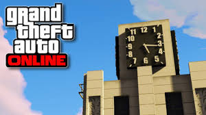 gta 5 online awesome clock tower secret ultimate sniping spot