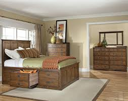 intercon oak park mission queen bed with twelve underbed storage intercon oak park mission queen bed with twelve underbed storage drawers wayside furniture platform or low profile bed