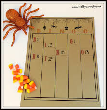 halloween printable writing paper crafty in crosby free printable halloween bingo game