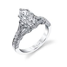 Wedding Ring Styles by 25 Best Marquise Engagement Rings Ideas On Pinterest Wedding