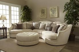 Sofa Curved Ivory Sectional Sofa Curved Sectional Shop Factory Direct