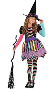 Scary Costumes Halloween Girls 25 Girls Witch Costume Ideas Kids Witch