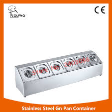 Stainless Steel Buffet Trays by Hotel Supply Stainless Steel Stackable Gastronome Trays Buffet
