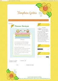 templates blogger personalizados layered lemon pie 2 column template blog design pinterest