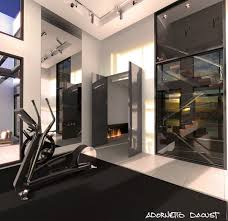 Interior Design For Home Lobby 70 Home Gym Ideas And Gym Rooms To Empower Your Workouts