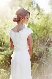 rustic lace weddingdresses cap sleeves long sheath weding gown