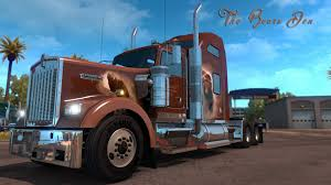kenworth w900 the bears den khross custom skin u2013 kenworth w900 american truck