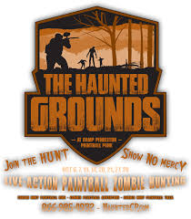 the paintball park at camp pendleton haunted grounds the