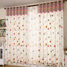 Grey And White Polka Dot Curtains Modern Geometrical And Polka Dots White Striped Cotton And Poly