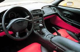 1989 Corvette Interior The Corvette Story 2001 Corvette