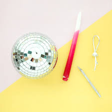 a kailo chic diy it disco candle holders