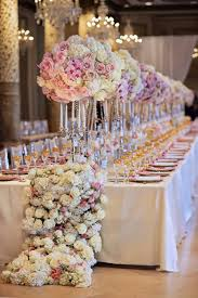 Long Table Centerpieces Simple Wedding Table Decorations Wedding Party Decoration