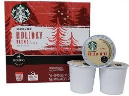 160 starbucks blend 2014 medium roast coffee k cups only
