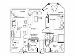 two bedroom suites in orlando fl two bedroom floor plan for hilton grand vacations at seaworld in