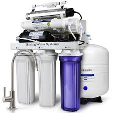ispring rcc1up 6 stage 100 gpd reverse osmosis water filtration