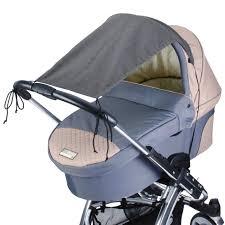 abc design sonnensegel diago deluxe sonnensegel kinderwagen grau diago de baby