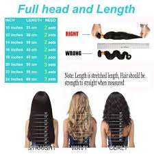 16 Inches Hair Extensions by Wholesale Original Brazilian Virgin Remy Crochet Human Hair Clip