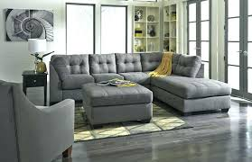 leather and microfiber sectional sofa grey sectional with chaise grey sectional couch furniture l