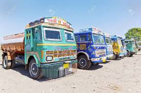 100 volvo dump truck volvo n12 truck with dump box trailers colorful indian heavy goods vehicles parked up at dhabha indian